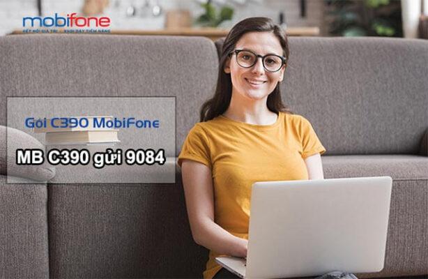 Hướng dẫn đăng ký gói C390 Mobifone