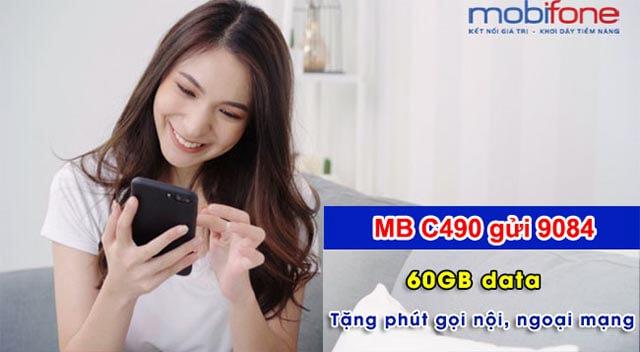 Hướng dẫn đăng ký gói C490 Mobifone