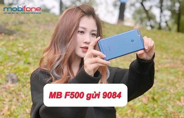 Hướng dẫn đăng ký gói f500 Mobifone