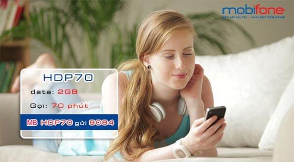 hướng dẫn cách đăng ký gói hdp200 mobifone