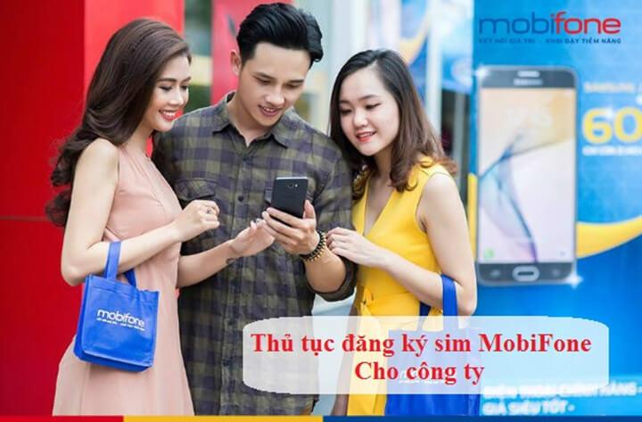 Cách đăng ký thuê bao trả sau Mobifone