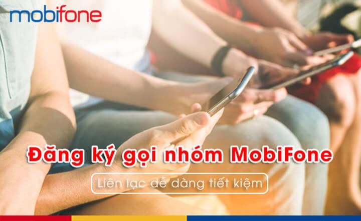 Đăng ký gọi nhóm Mobifone