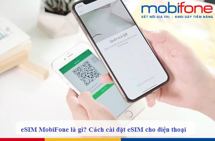 Esim Mobifone