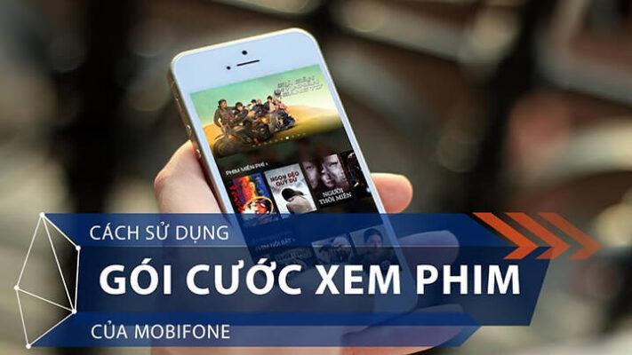 Gói cước xem phim của Mobifone