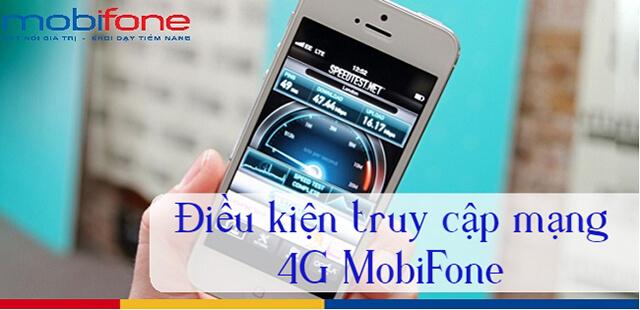 4g Mobifone phủ sóng ở đâu