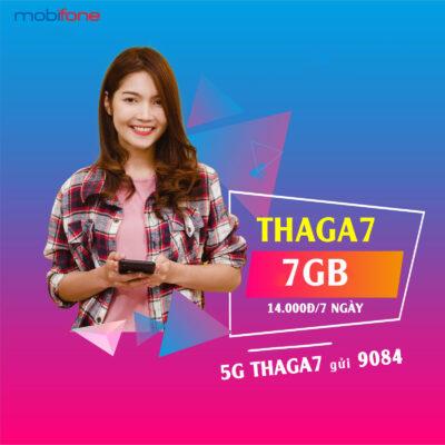 Cách đăng ký gói thaga7 MobiFone
